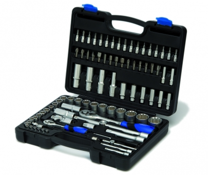Socket wrench set | 86 pieces