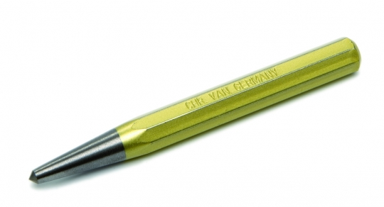 Pointed punch 10 mm