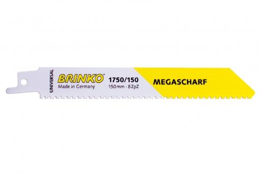 Полотно для сабельной пилы MEGASCHARF (мегаосторое)