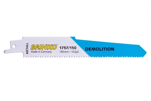 Sabre saw blades Metal | DEMOLITION