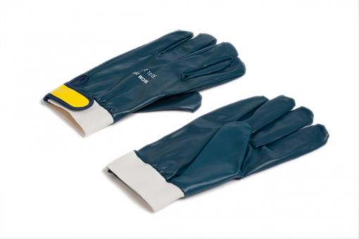 Перчатки для работы с маслянными поверхностями 10