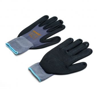 Breathable protective gloves 9