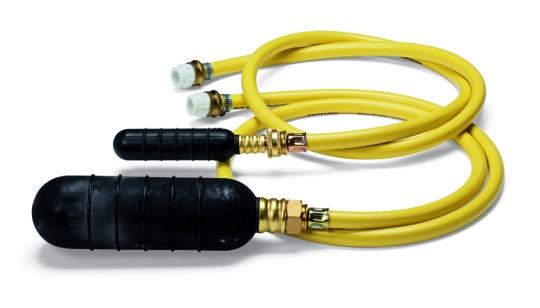 Нагнетатель водяного давления для прочистки канализации Ø 80-150 мм / Ø 76 мм