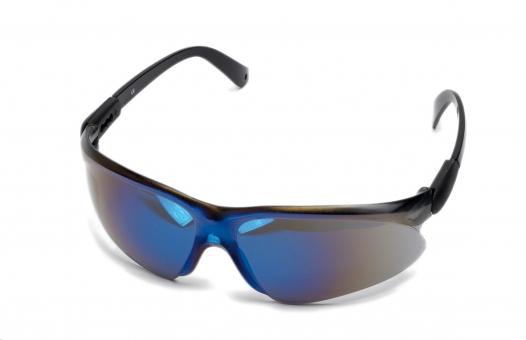 Safety glasses blue
