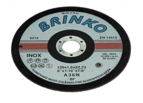 Trennscheibe | Inox