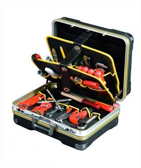 HDPE Werkzeugkoffer extra tief | Sanitär EXCLUSIVE