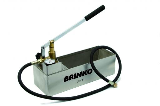 Tlaková zkušební pumpa nerez (INOX)