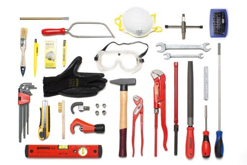 Оснащение сантехническим инструментом | Sanitär CLASSIC