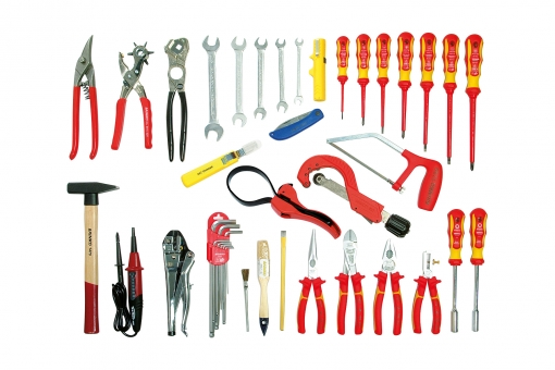 Werkzeug Sortiment   Schwimmbad EXCLUSIVE