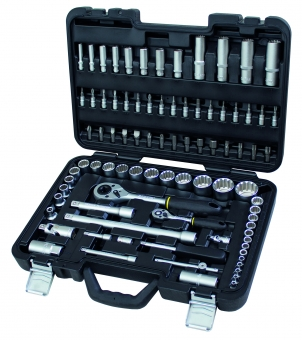 "Socket wrench set ""BRImultiLock"" 