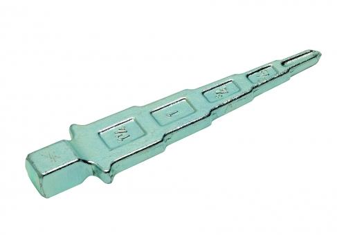 Stufenschlüssel für Heizkörper