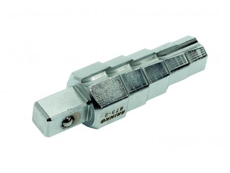 Stufenschlüssel für Gas und Wasser