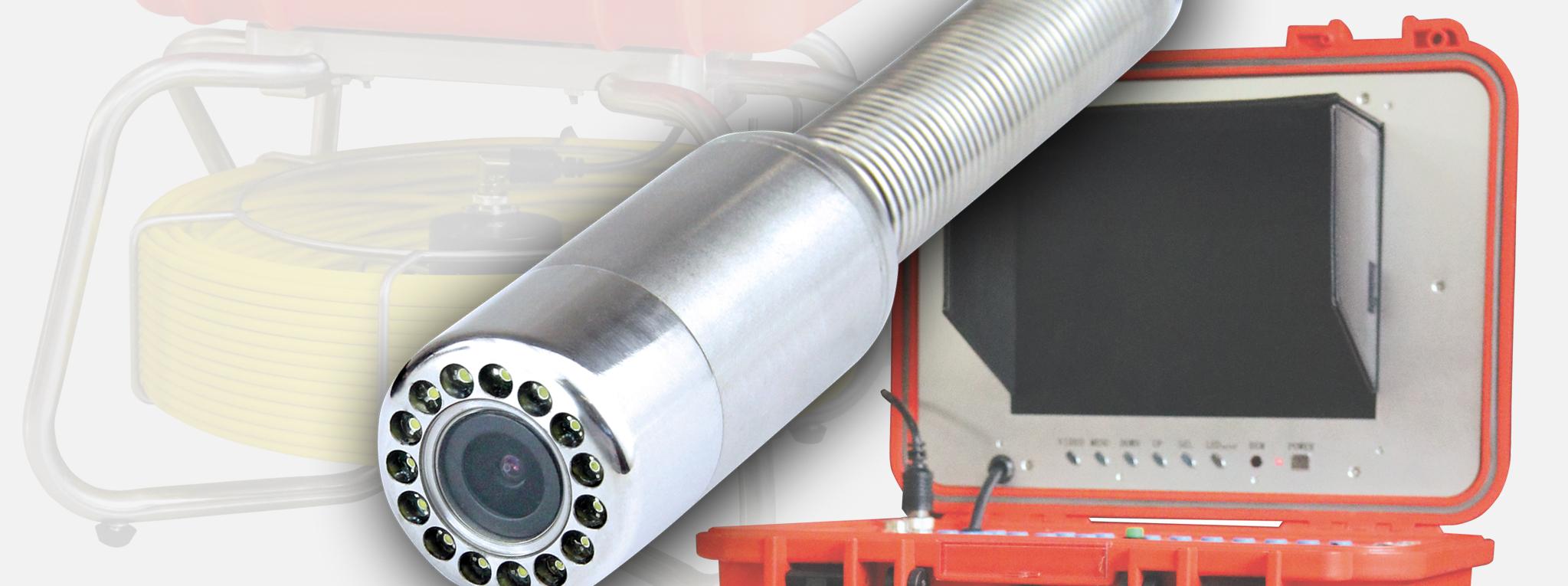 Banner Rohrinspektionskamera